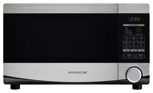 Microwaves Daewoo Electronics KOR-6L4B - description, specifications